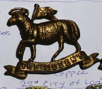 £9.00 - Collectable  British  Military Forage Cap Badge 10020