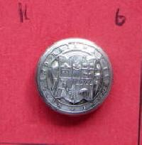 £6.00 - Collectable Vintage Railway Button 10027