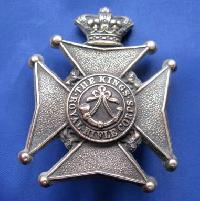 £8.00 - Collectable Victorian  Cap Badge 10138