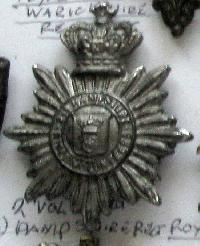 Collectable Victorian   Cap Badge 10178