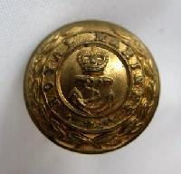 £4.00 - Collectable Vintage Military  Button 10195