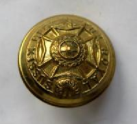 £5.00 - Collectable Vintage Military  Button 10225