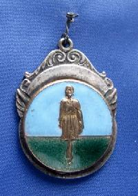 Vintage Medal Award for Irish Dancing 10253