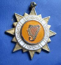 Vintage Medal Award for Irish Dancing 10255
