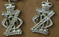 Collectable British Army Shoulder Title 10624