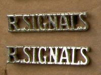£9.00 - Collectable British Army Shoulder Title 10627