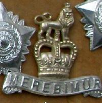 £5.00 - Collectable British Army Shoulder Title 10632
