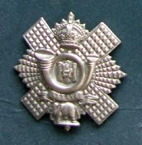 Collectable  British  Military Cap Badge 10762