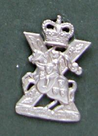 Collectable  British  Military Cap Badge 10773