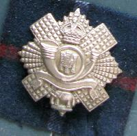 Collectable  British  Military Cap Badge 10779