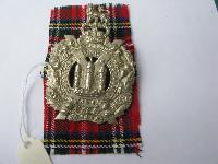 Collectable  British  Military Cap Badge 10806
