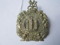 Collectable  British  Military Cap Badge 10809