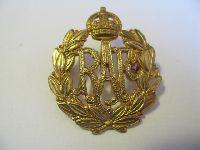 £7.00 - Collectable  British  RAF  Cap Badge 11459