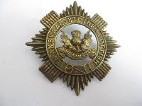 £15.00 - Collectable Victorian Glengarry Cap Badge 11515