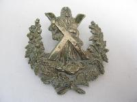 Collectable  British  Military Cap Badge 11524
