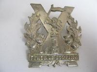 Collectable  British  Military Cap Badge 11525