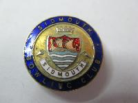 £6.00 - Collectable Vintage Bowling Club  Badge 11723