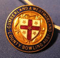 £4.00 - Collectable Cumberland County  Bowling  Club 7417