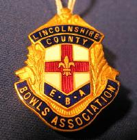 Collectable Lincolnshire County Bowling  Club 7418