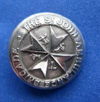 £3.00 - Collectable Vintage  St Johns  Ambulance Button 7496