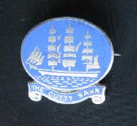 £5.00 - Collectable Enamel  Badge Cutty Sark 7726