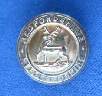 £5.00 - Collectable Vintage Military  Button Bedford 7755