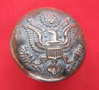 £3.00 - Collectable Vintage Military  Button USA 7791