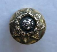 £4.00 - Collectable Vintage Military  Button East York 321