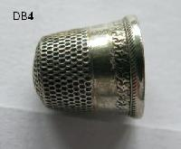 Collectable Silver Thimble Size 9 8421