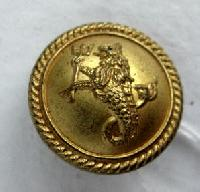 £6.00 - Collectable Vintage Maritime  Button 8525