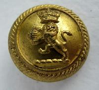 £4.00 - Collectable Vintage Military  Button 8539