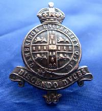 £8.00 - Collectable British  Military Cap Badge 8758