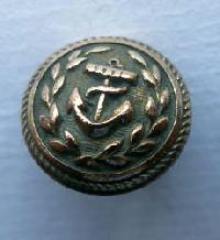 £4.00 - Collectable Vintage Maritime Button 8762