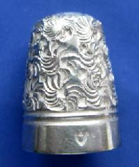 £30.00 - Collectable Vintage Thimble 8785