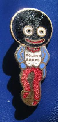 Collectable Vintage Robertsons Golly  Badge 8922