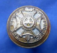 £5.00 - Collectable Vintage Military  Button Sussex 9245