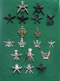 Collectable Indian Army Ghurka Badge Collection 9264