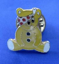 Collectable Enamel Red Cross Air Ambulance Badge Pudsey 9677
