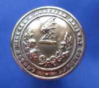 £5.00 - Collectable Vintage Railway Button LMS 9946