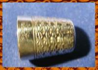 Collectable Silver Thimble Horner Dorcas 7504