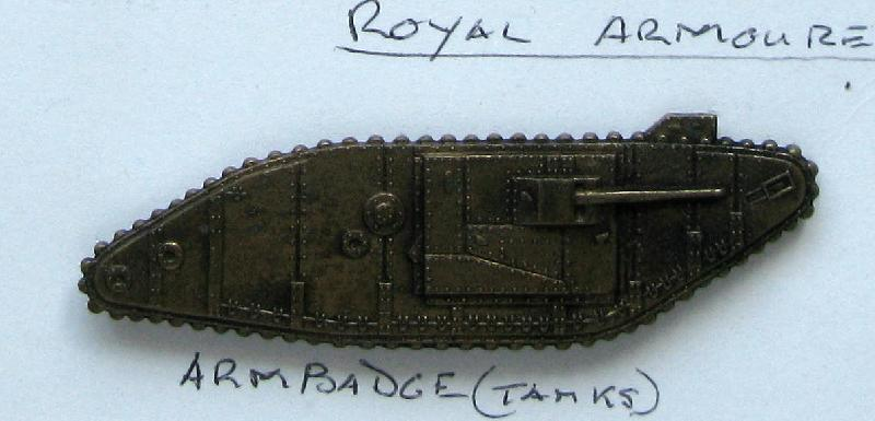 Collectable     Military  Shoulder  Title 10720