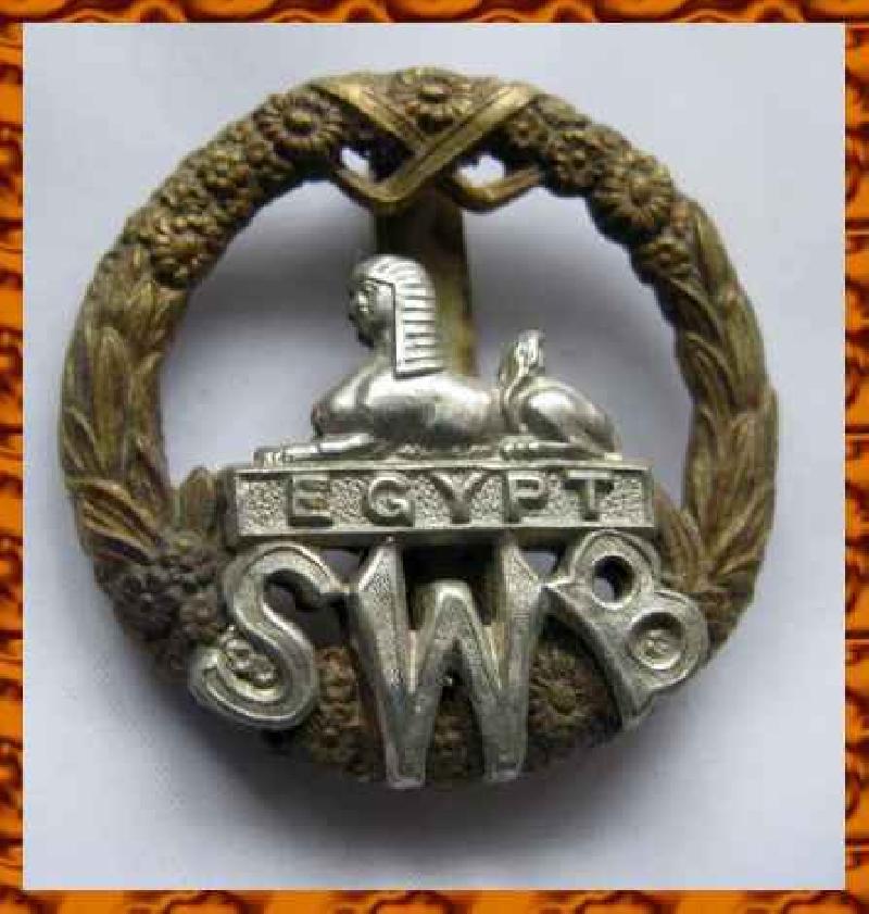 Collectable  British  Military Cap Badge 10289