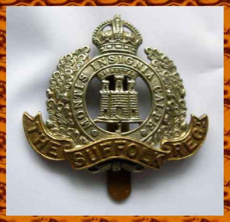 ICollectable  British  Military Cap Badge  10294