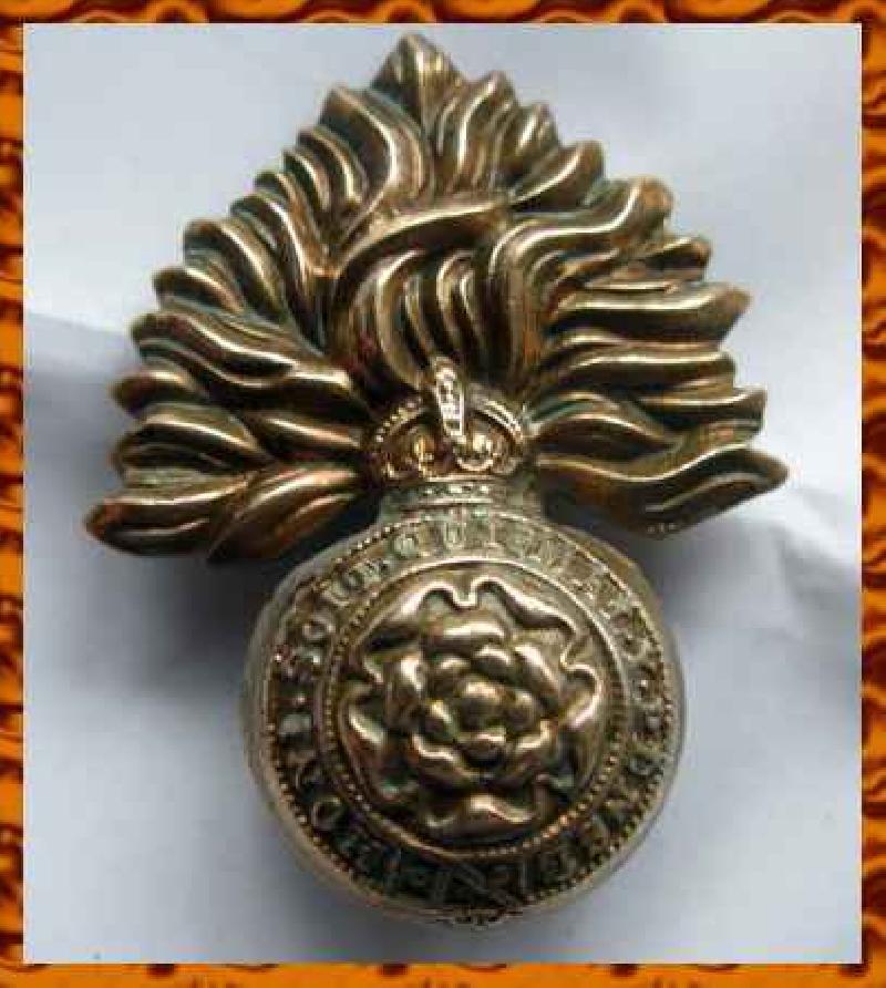 Collectable  British  Military Cap Badge 10296