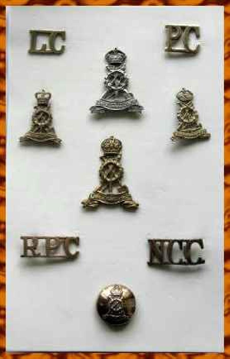 Collectable   Military  Badges Royal Pioneer Related 9330
